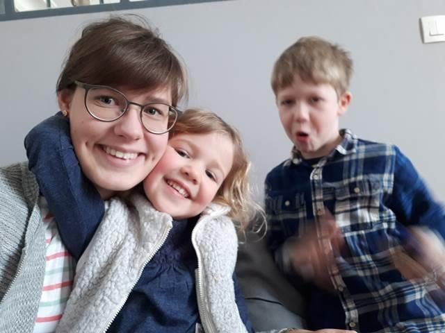 Lina, Super Au Pair en France